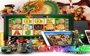 NORMALBET GAME SLOT JOKER123 JUDI ONLINE TERPERCAYA